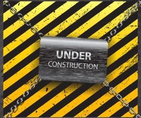 Under Construction Graphics vector