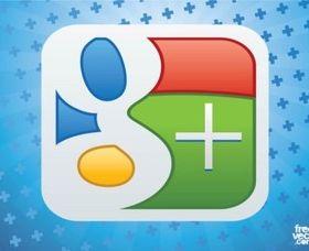 Google Plus Vector Logo Illustration vector