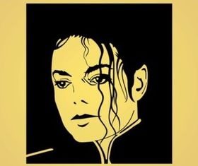 Michael Jackson Vector vector set