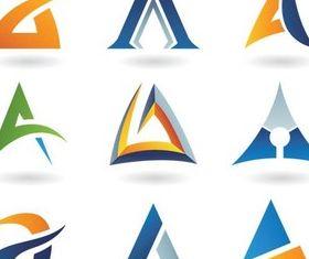 Creative Stylish Logo vector