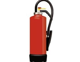Fire extinguisher Illustration vector