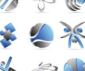 Silver Creative Logo vector graphic