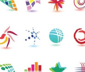 Colorful Logo Vector graphics