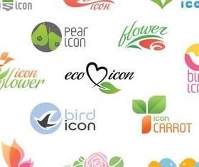 Different Icons vector graphics