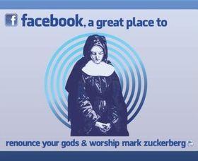 Worship Facebook vector