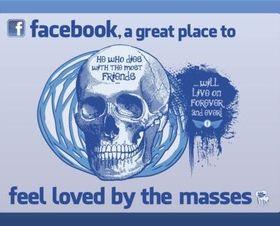 Facebook Forever vector