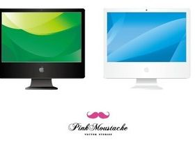 apples display design vector