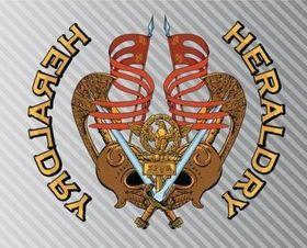 Rome Heraldry vector