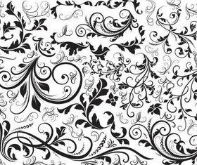 Floral Leaves free Illustration vector