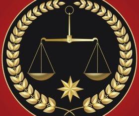 Justice in Balance vectors