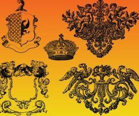 Royal Graphics shiny vector