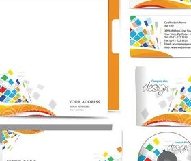 Orange Business Objects vector