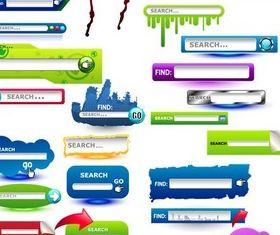 Color Search Elements vectors