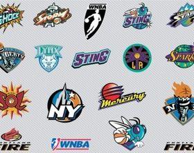 NBA Team Logos 2 design vectors