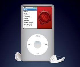 Apple iPod vector