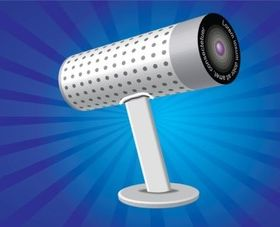 Webcam Illustration vector