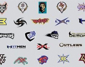 Football Logo Inspiration vector