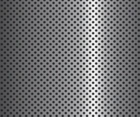 Metal Textures vector graphics