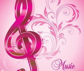 Music Backgrounds vector graphics