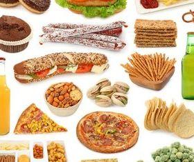 Tasty Fastfood free vectors
