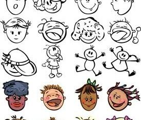 Cartoon expression vectors