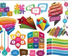Web Style Elements vector