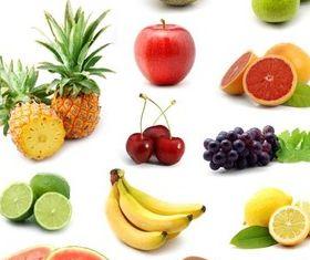 Fresh Juicy Fruits vector