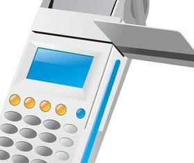 Technology mobile phone vectors