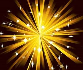 Color Stars Backgrounds vector graphic