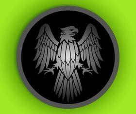 Eagle Icon creative vector
