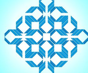 Abstract Geometric Layout art vector