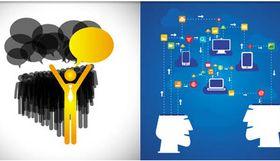 Business Ideas Backgrounds art vector