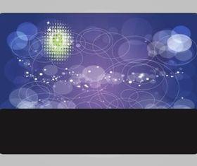 Business Card Vector template design
