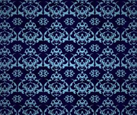 Stylish Damask Patterns 19 vector