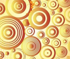 Circles Shapes vector