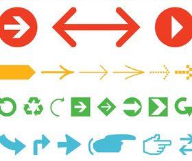 Arrows Graphics art vector graphics