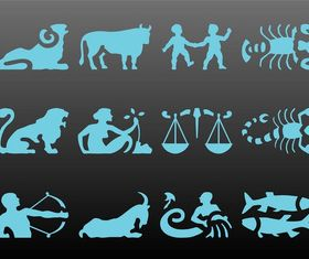 Zodiac Sign free vector