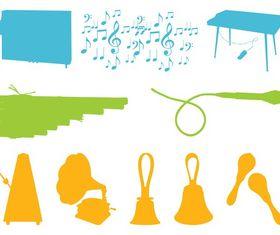 Music Graphics vectors