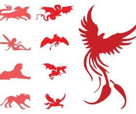 Mythological Creature vector