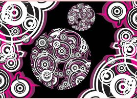 Black Background free design vector