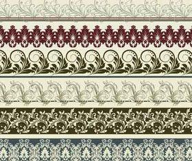 Stylish Ornamental Borders 23 vector graphics