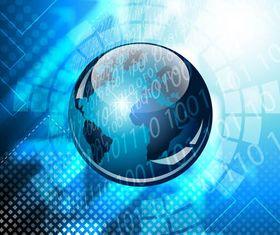 Digital Backgrounds 3 vector