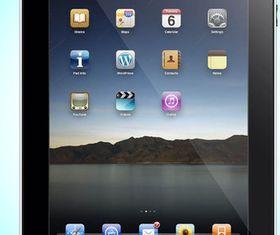 iPad Graphics vector