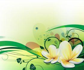 Plumeri Background free Illustration vector
