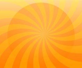 Sunburst background vector set