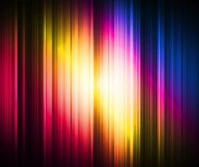 Glowing Lines Background vectors material