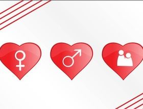 Relationship Icons Graphics art vector