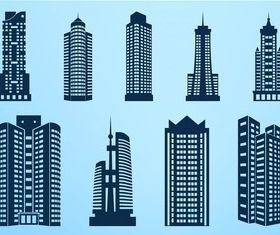 Skyscrapers Graphics vector