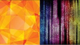 Mosaic Backgrounds 12 vector