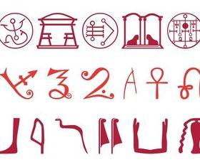 Egyptian Symbol vector